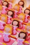 Boîtes à dragées princesses