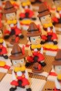 Boîtes à dragées Pinocchio