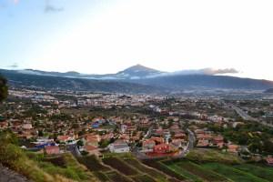 vistas del Valle De La Orotava