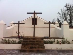 El Calvario, Santa Úrsula