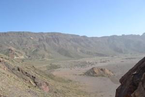 Vista del Llano Ucanca