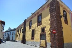 Casa Alvarado - Bracamonte o de Los Capitanes Generales