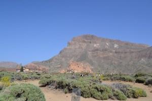 Vistas desde el Sendero Adapatado La Ruleta -Tagoror