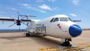 ATR72-500 de Canaryfly