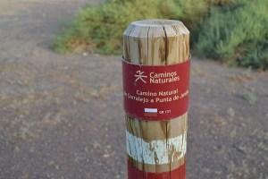 Señalización de 'Caminos Naturales'