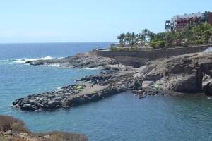 Playa El Pinque y Zona de Baño el Marquez en Playa Paraíso