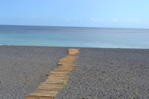Playa de La Nea, El Rosario