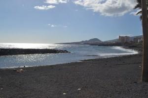 Playa de Punta Larga en Candelaria