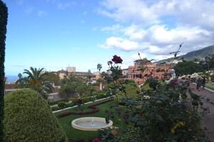 Jardines del Marquesado de la Quinta Roja, La Orotava