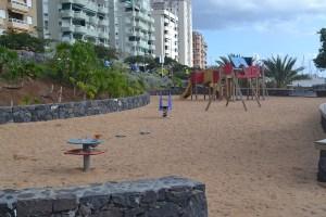 Playa de Radazul en El Rosario