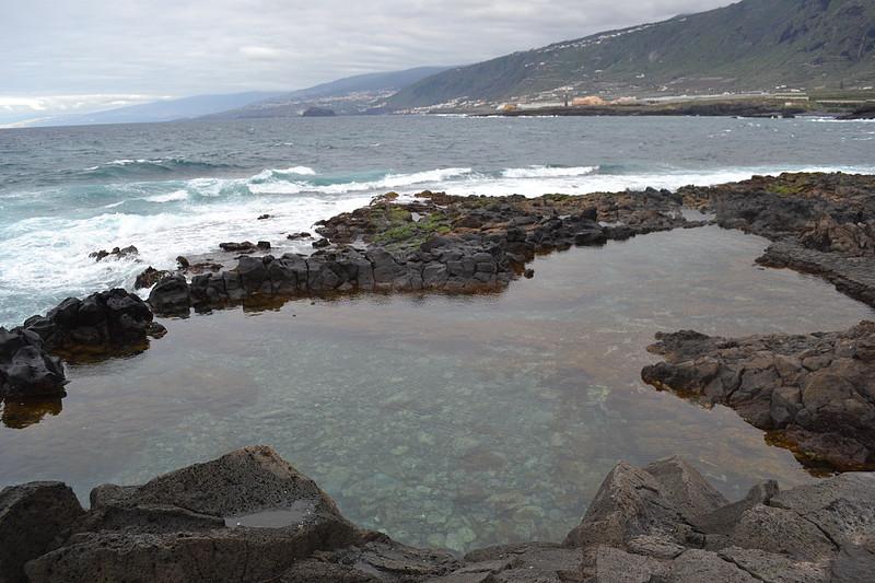 Charco Los Chochos En Los Silos Patea Tenerife