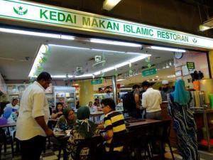 Nama kedai makan yang menarik