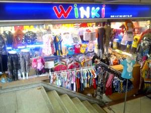 Nama yang bagus untuk toko baju
