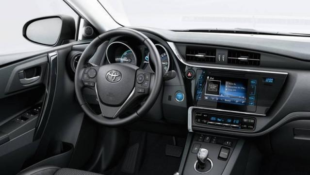 Toyota Auris Hybrid Listino Prezzi 2019 Consumi E