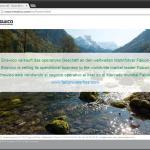 Screenshot www.enswico.com (14 September 2015)
