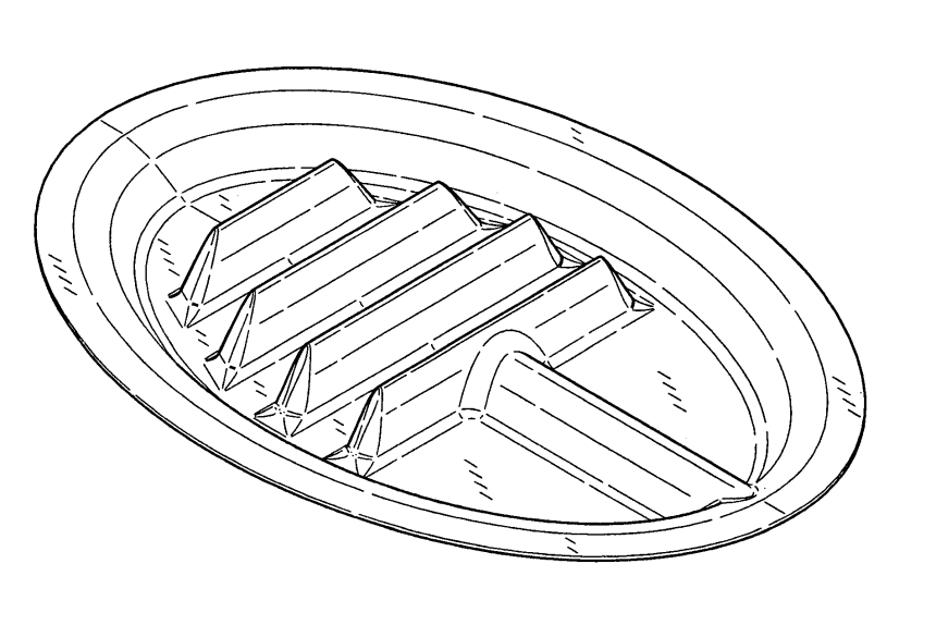 Figure from D574,187 Design Patent