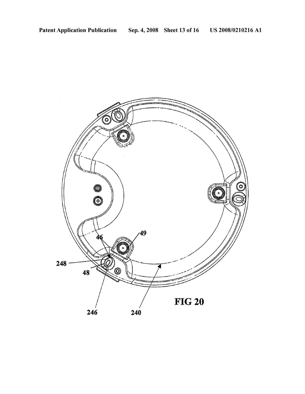 Gas Burner Diagram