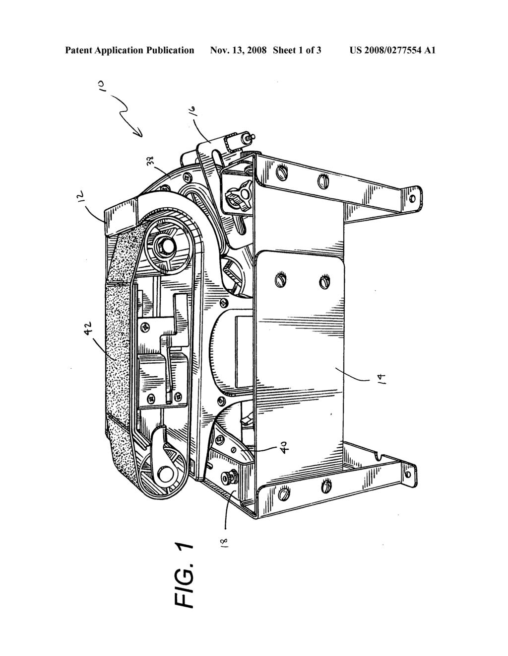 Ridgid Oscillating Edge Belt Spindle Sander Manual