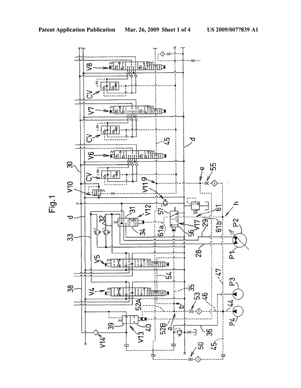Hydraulic Pump Hydraulic Pump Wiring Diagram