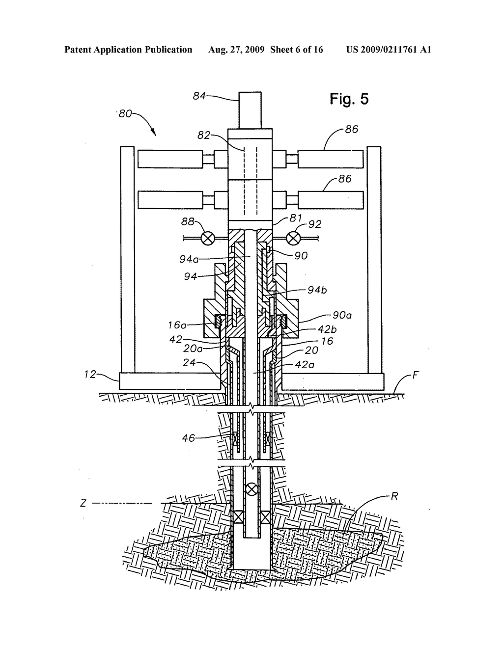 Oil Well Completion Diagram