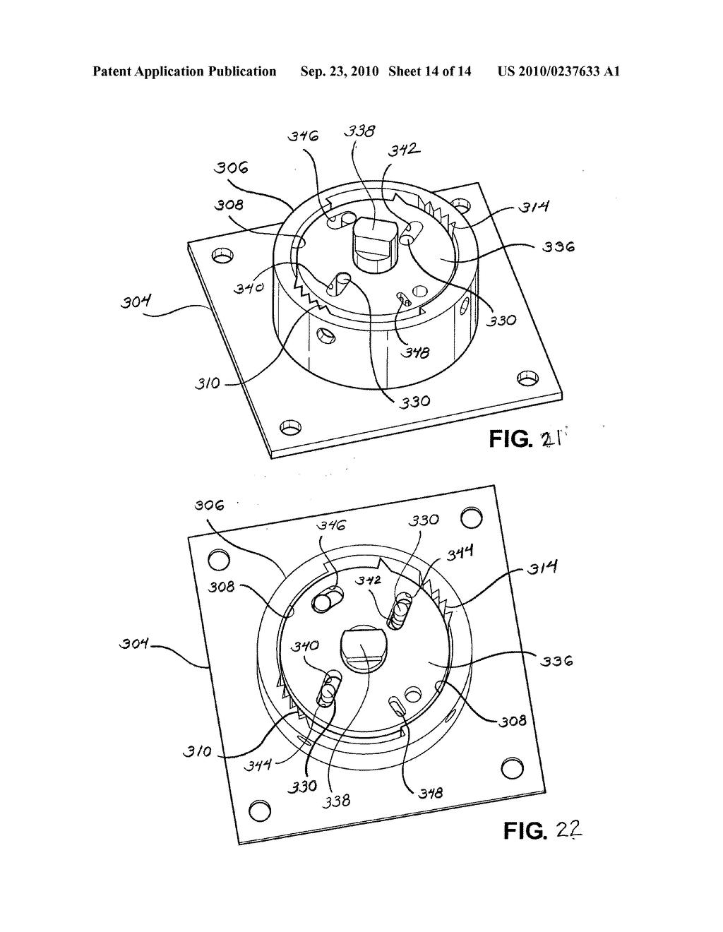 Rotary Door Mechanism Amp 3va 0fk43 3va Fk43 Siemens