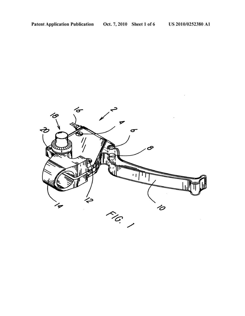 Motorcycle Brake Diagram
