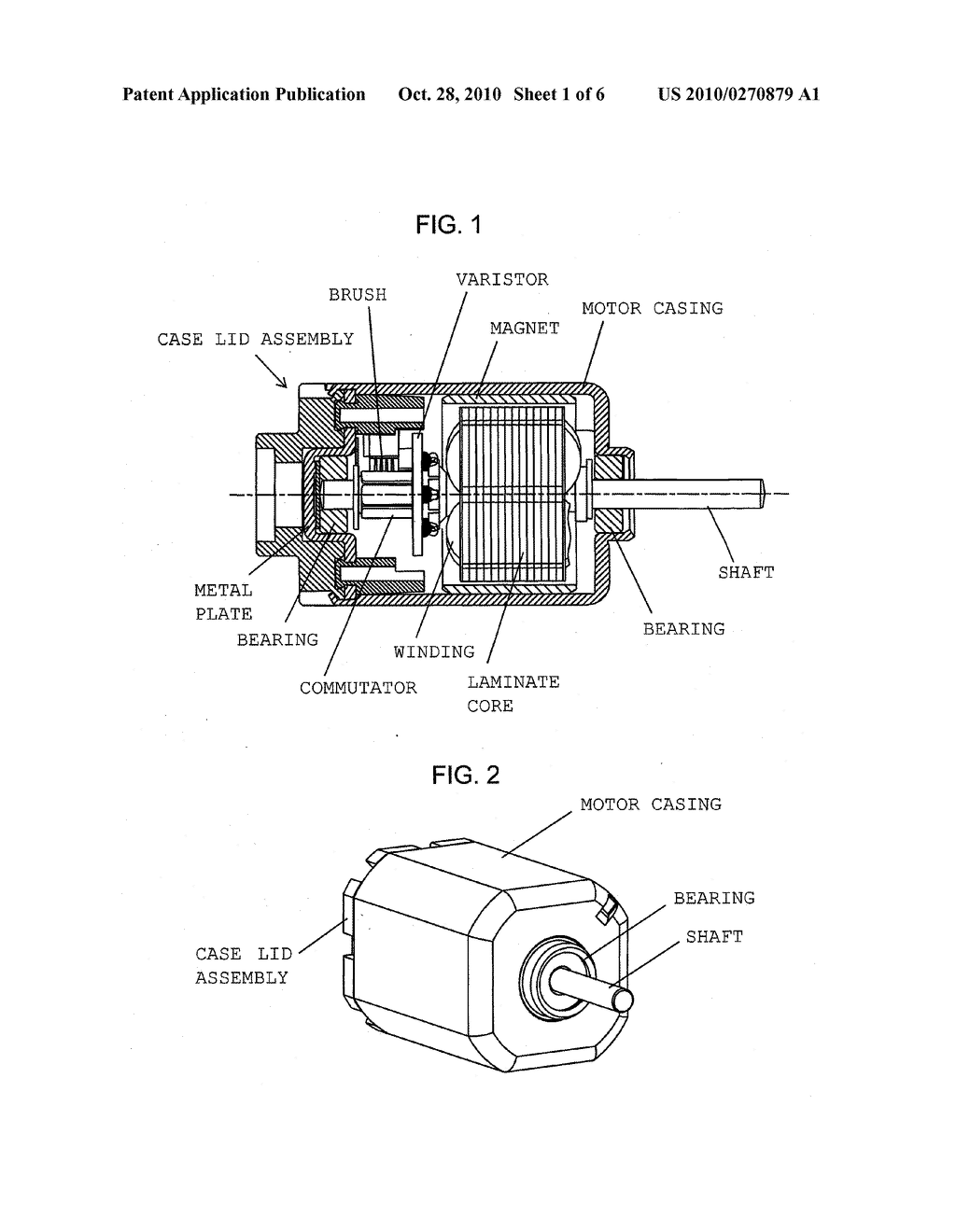 Dc Motor Schematic Diagram
