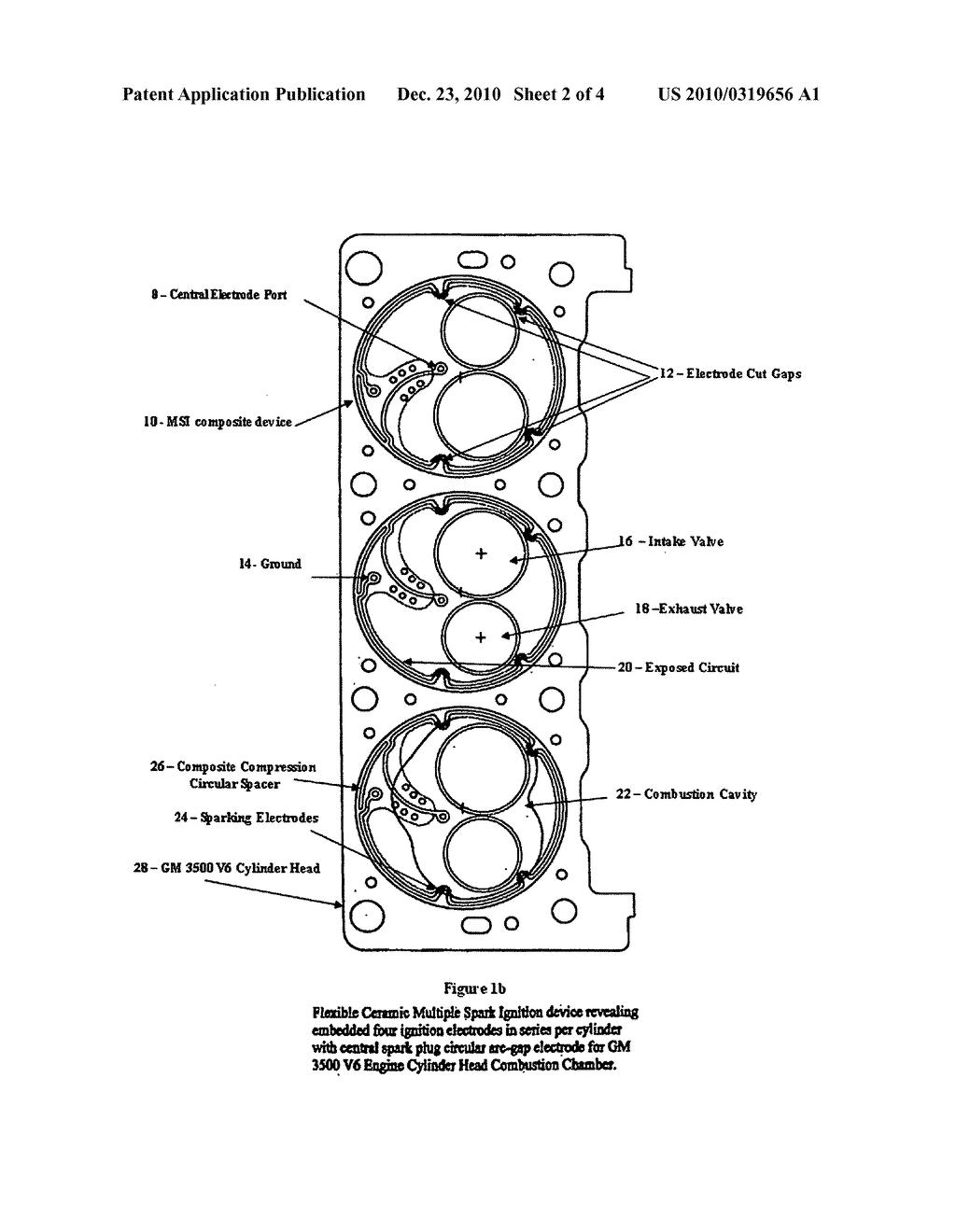 Engine Heads Diagram