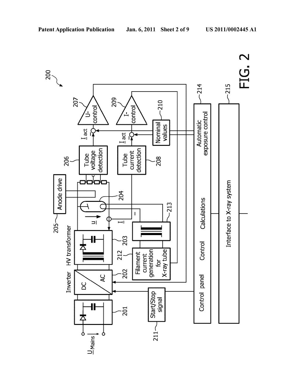 Wrg X Ray Circuit Diagram