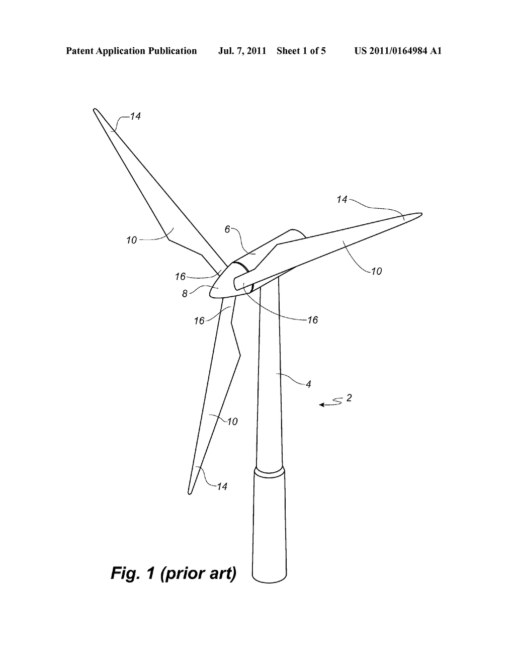 Wrg Wind Turbine Schematic