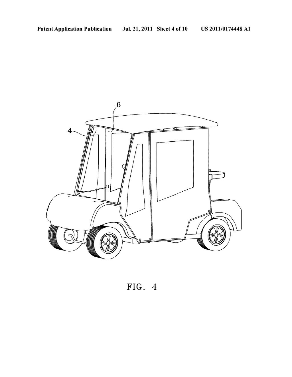 Columbia Golf Cart Schematic