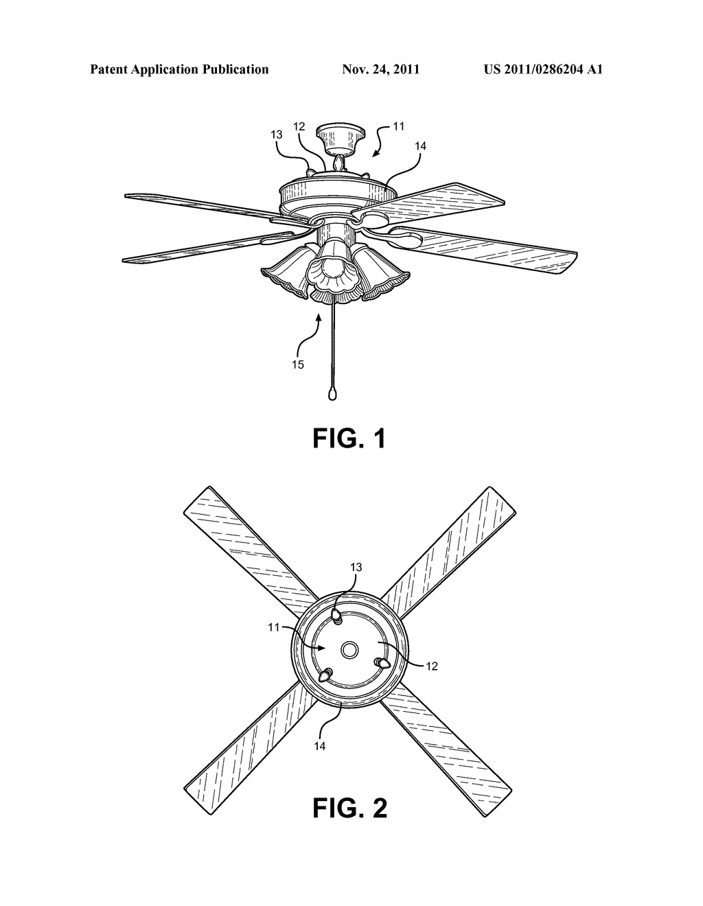 Ceiling Fan Schematic