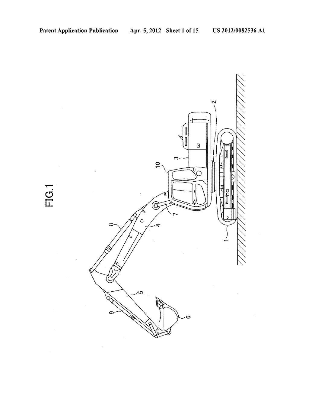 Excavator Schematic