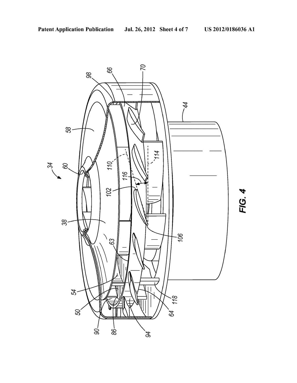Vacuum Cleaner Motor Diagram