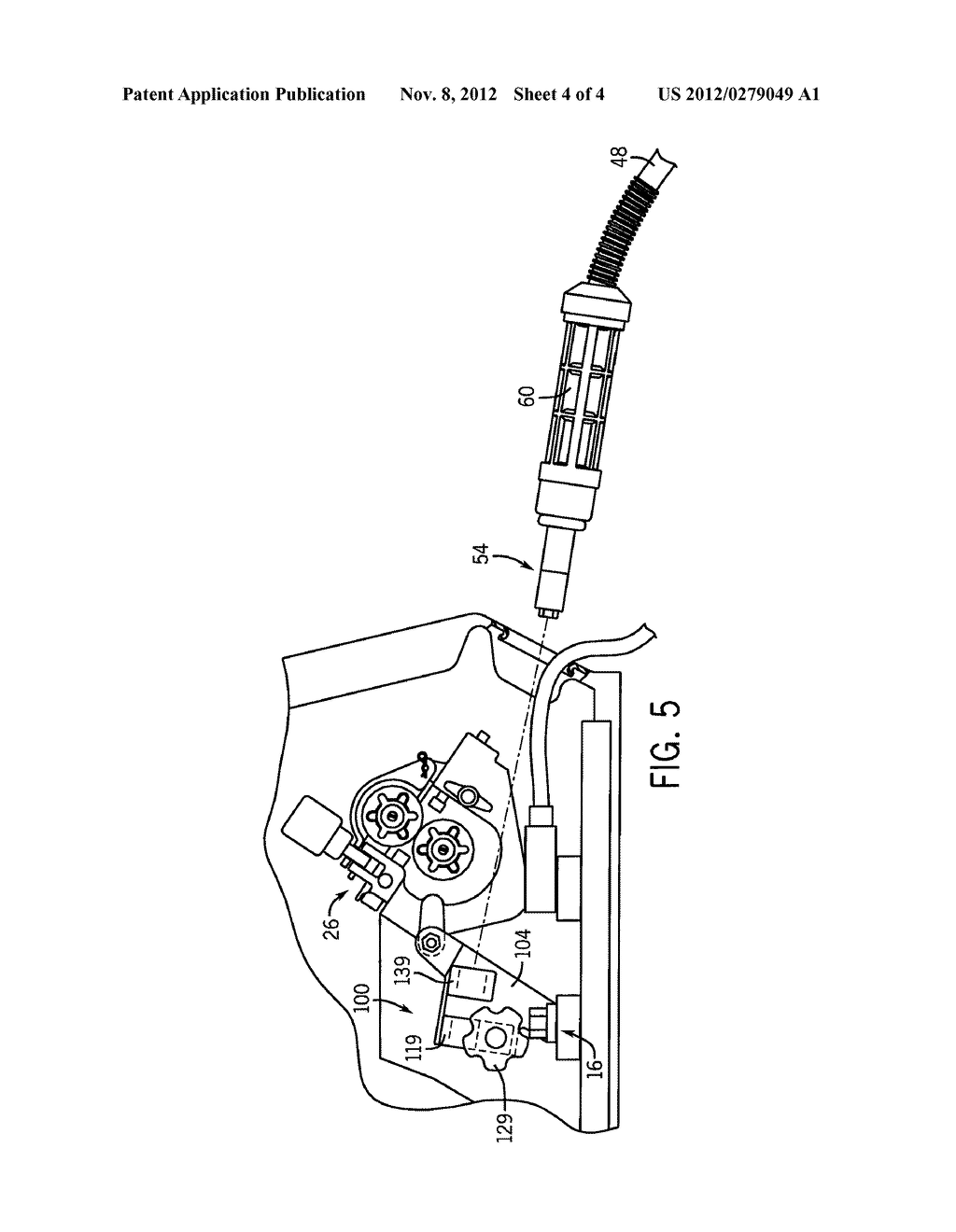 Mig Welding Machine Diagram