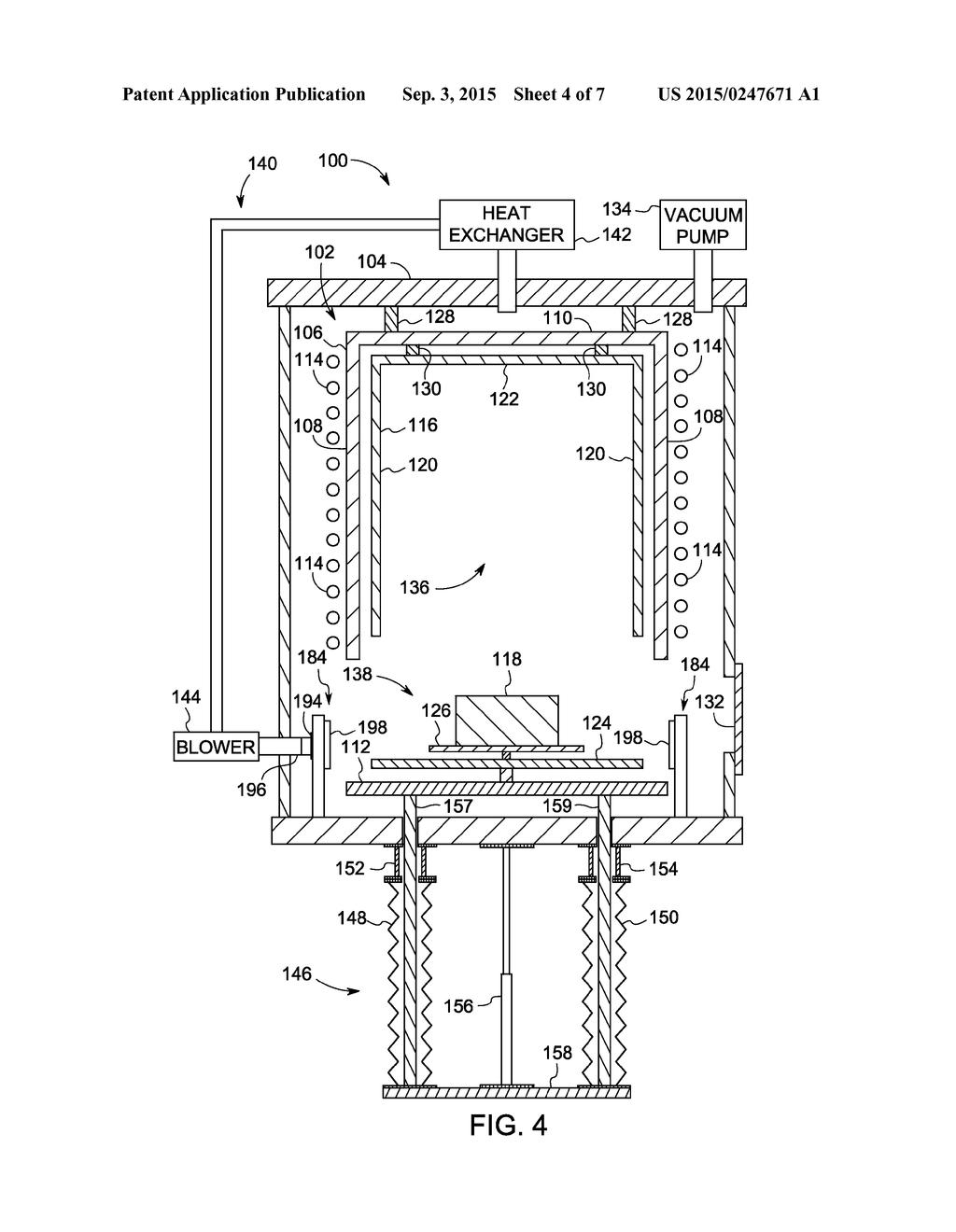 B1c6e Vacuum Furnace Schematic