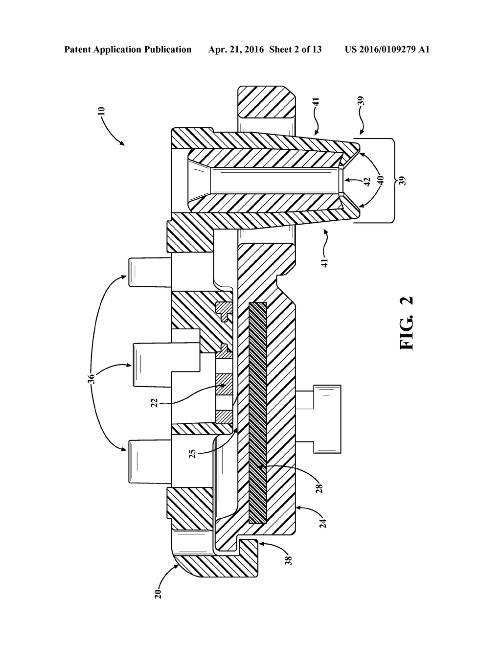 Inductive Sensor Diagram