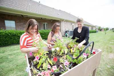 vocational rehab gardening