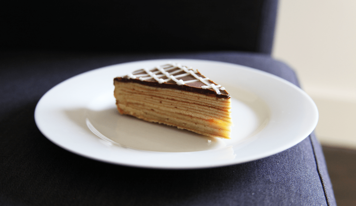 Schichttorte (20-Layered German Cake)