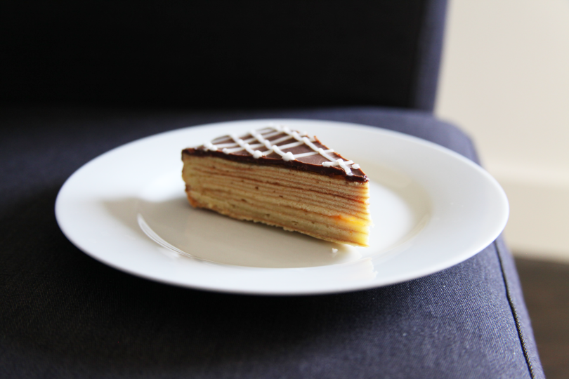 Schichttorte German Layer Cake