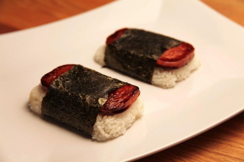 Spam Musubi Recipe Instructions