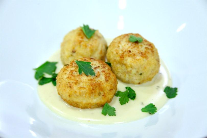Chicken Cordon Bleu Meatballs Recipe