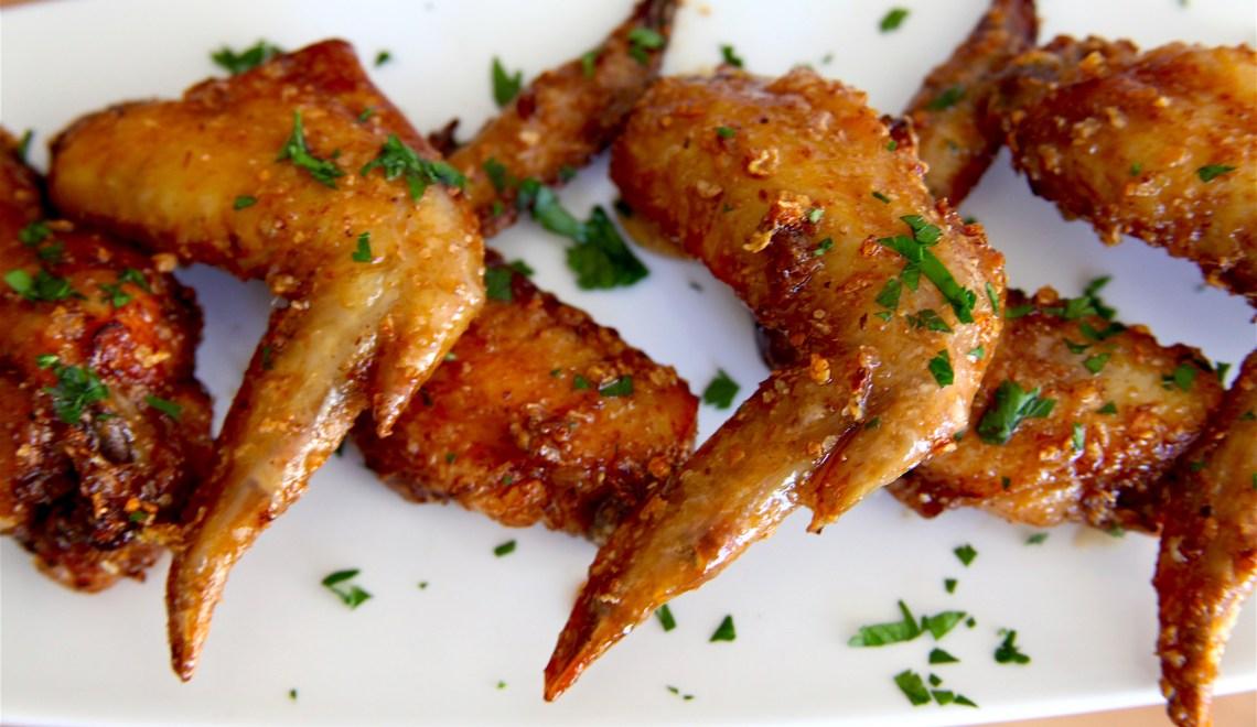 30 Minute Pok Pok Vietnamese Fish Sauce Wings Recipe