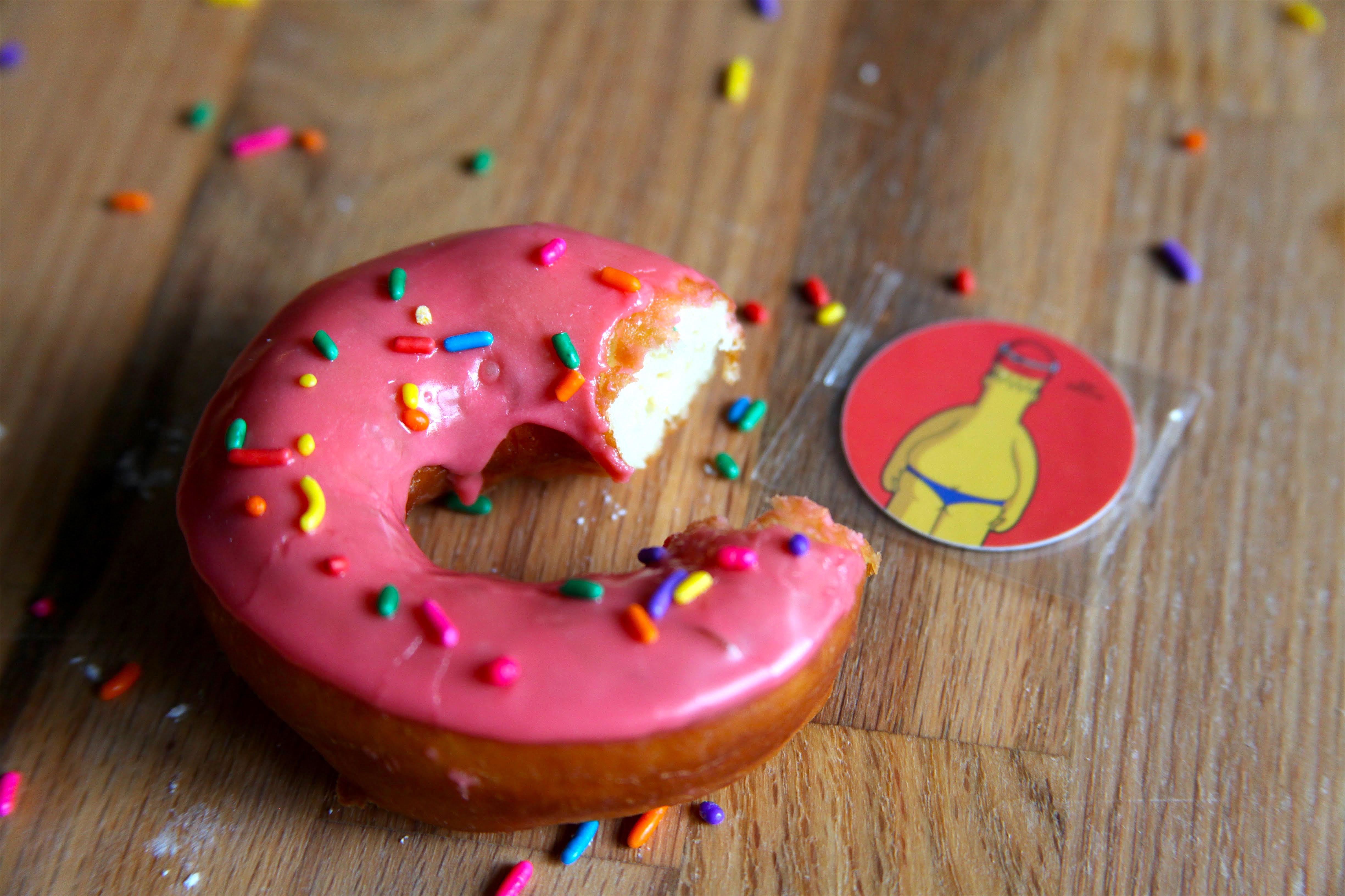 Glazed Simpsons Doughnuts Recipe Pt Smith