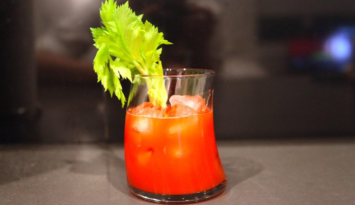 Sake Bloody Mary Cocktail Recipe