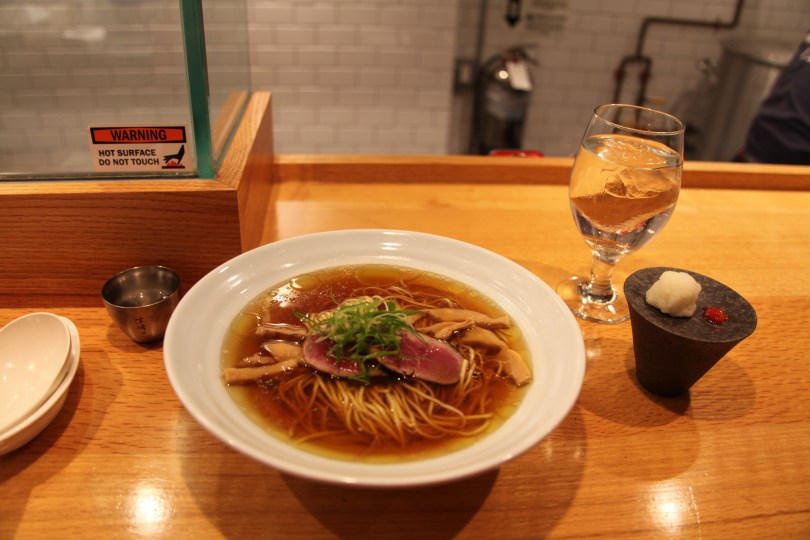 The World's First Clear Miso Ramen (Hakkaisan Day @ Ippudo NY)