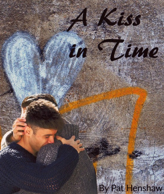 Book Cover: A Kiss in Time