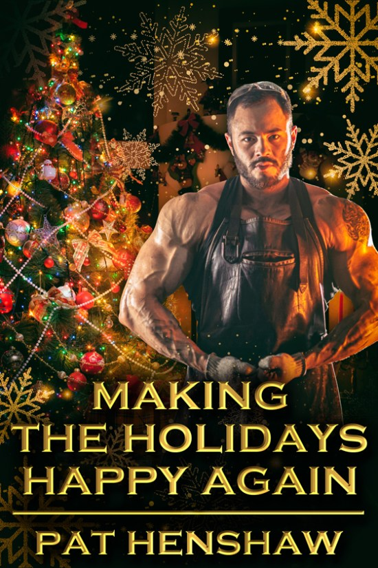 Book Cover: Making the Holidays Happy Again