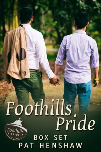 Book Cover: Foothills Pride Box Set