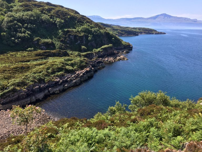 Raasay Island, Isle of Skye, Scotland